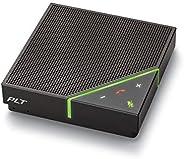 Plantronics 缤特力 Calisto 7200 便携式 USB 扬声器电话,带蓝牙 - 黑色
