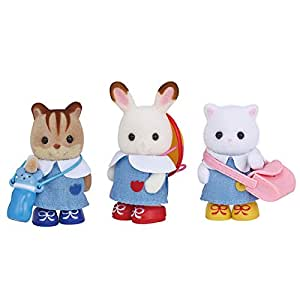 Sylvanian Families 森贝儿家族 过家家玩具 幼儿园伙伴们 SFYC52628