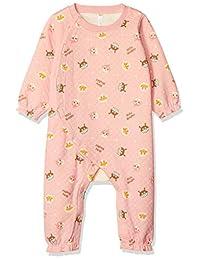 Anpanman 针织绗缝全花纹连体衣 EA4479、面包超人 儿童