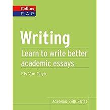 Writing: B2+ (Collins Academic Skills) (English Edition)