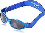 baby banz 儿童防紫外线太阳镜探索系列 蓝色0-2岁