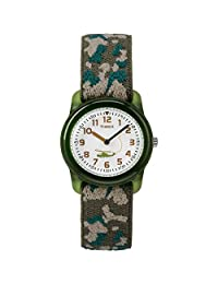 Timex ChildrenT78141 analog elastic-fabric multicolour T78141 watches