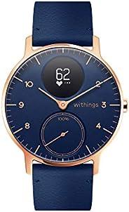 Withings Steel HR - Hybrid Smartwatch - Fitnessuhr mit Herzfrequenz und Aktivitätsmessung