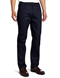 Lee Uniforms Men's Slim straight 5 pocket pant