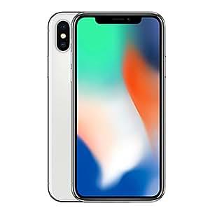 Apple iPhone X 全网通4G智能手机 256GB 银色 顺丰发货 可开专票