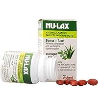 Nu-lax 乐康膏清肠片天然果蔬纤维*2盒 80粒 (澳大利亚品牌 香港直邮)(包邮包税)