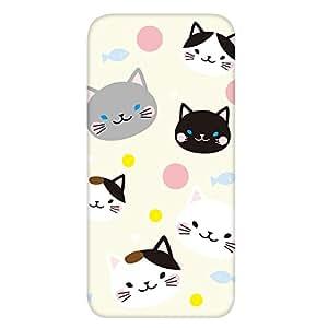 智能手机壳 TPU 印刷 对应各种机型 cw-1016top 盖 猫 猫 猫 CAT UV印刷 软壳WN-PR409659 AQUOS Xx3 506SH B款