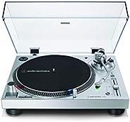Audio-Technica AT-LP120XUSBSV 手動直接驅動轉盤(指針和USB)