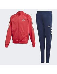 adidas 阿迪达斯 Yg Xfg TS 女童运动套装