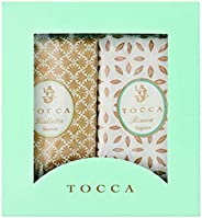TOCC托卡(TOCCA) 肥皂棒BOX禮品 113g×2個 (朱麗葉 & Unika