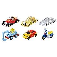 Tomica 迪士尼汽车 10周年纪念收藏版 盒装