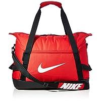 Nike 中性款 – 成人学院队足球包,大学红/黑/白,均码