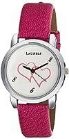 Laurels Original February Analog White Dial Women's Watch - Lo-Feb-101