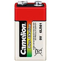 Camelion 6LF22 9 V Plus 碱性电池(收缩包装)