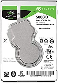 Seagate 希捷 ST500LM034 硬盘驱动器 (7 毫米, 6.4 厘米 (2.5 英寸)) 500 GB