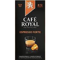 Café Royal Espresso Forte咖啡膠囊與Nespresso咖啡機兼容,60包