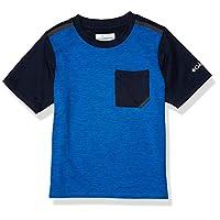 Columbia 哥伦比亚 儿童 Tech Trek 短袖功能 T 恤