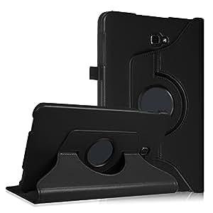 三星 Galaxy Tab A 10.1 Fintie 旋转手机壳 - 优质 PU 皮革 360 度旋转支架套 10.1 Inch