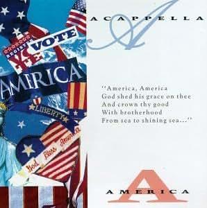Acappella America 覆盖 多种颜色