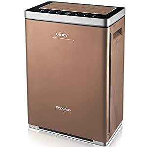 LEXY 莱克 除霾专用型空气净化器 KJ705(金色)