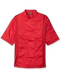 Chef Code 男士侧开衩厨师大衣