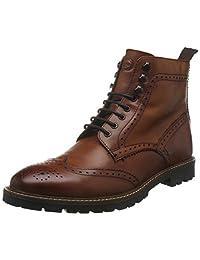 Base London 男 TROOP WASHED 商务休闲鞋 RP05248(亚马逊进口直采,英国品牌