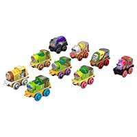 Thomas & Friends Minis Teenage Mutant Ninja Turtles 9-Pack Bundle Train Engines