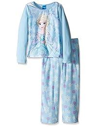 Disney 女童冰雪奇缘 Elsa 2 件套睡衣套装