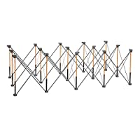 Bora Centipede 4 英尺 x 8 英尺工作支撐香糖,4 個杯子,4 個快速夾子,C/S 袋,CK15S