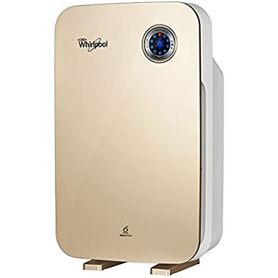 Whirlpool Purafresh W210 45-Watt Air Purifier (Champagne Gold)