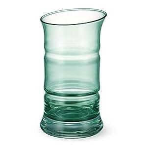 啤*杯 : 广田玻璃 84-GR 青竹 啤*杯 φ6xH11cm 145ml 115038 日本制造