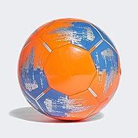 adidas 阿迪达斯 JS 290 儿童半场足球,Sorang/Blue/Silvmt,5