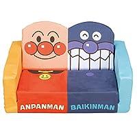 面包超人 柔软儿童沙发床