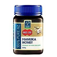 Manuka Health 蜜纽康 MGO250+麦卢卡蜂蜜500g(新西兰进口)