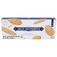 Jules Destrooper 比利时饼干 Butter Crisp 6.1-ounce 6.1 Ounce