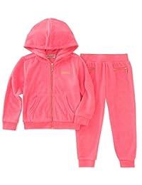 Juicy Couture 女童 2件套 上衣 紧身裤