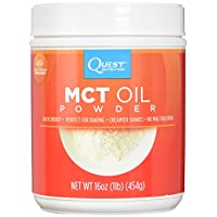 Quest Nutrition - MCT 油粉 - 1 磅。