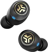 JLab Audio JBuds Air True 无线签名蓝牙耳塞+充电盒 - IP55 防汗 - 蓝牙 5.0连接 - 立体声电话通话 - 3 EQ 声音设置Jbuds Air Icon  Air Icon