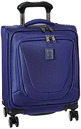 Travelpro Crew 11 Spinner Tote Carry On Luggage 靛蓝色 均码