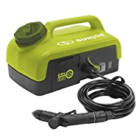 Sun Joe 24V-PSW25-CT 便携式喷雾洗衣机,带 2.5 加仑罐,仅工具