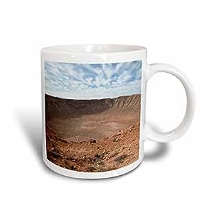 3dRose Danita Delimont - 亚利桑那 - 美国亚利桑那州温斯林附近的甲壳虫 - US03 BFR0198 - Bernard Friel - 马克杯 蓝色/白色 11-oz Two-Tone Blue Mug mug_142272_6
