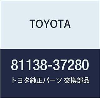 TOYOTA (丰田) 原厂零件 头灯插座 套 恐龙/丰田 HV 产品编号81138-37280