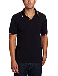 Fred Perry 佛莱德·派瑞 男式双尖Polo衫M3600