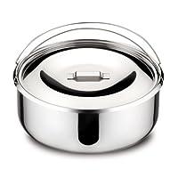 Lagostina SCODELLO 压力锅配件,不锈钢,直径 22 厘米 steel 7 litres 010920910107