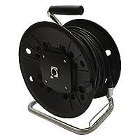 Neutrik CAT5e 塑料线圈 40 米 Ethercon Van Damme 电缆Cat5e Lead on Plastic Reel. 100m