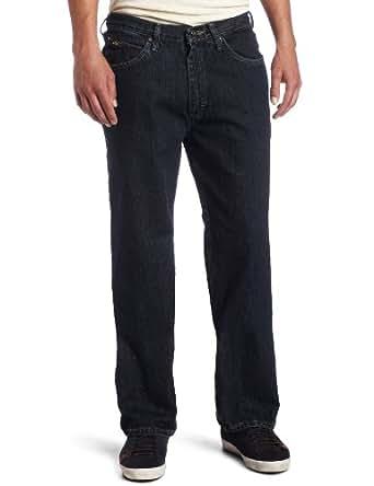 Lee 男式宽松直筒牛仔裤 Dark Quartz 28W x 30L