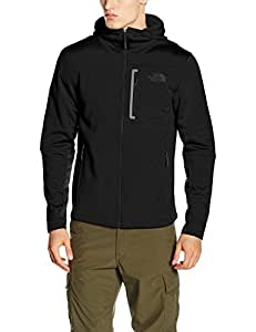North Face Men's Canyonlands Hoodie, Tnf Black, 2X-Large