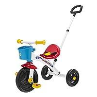 Chicco 智高 趣味运动系列 悠游骑行三轮车 CHIC00007412000000