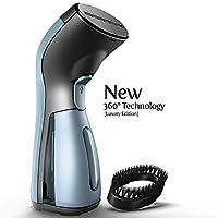 蒸锅(更新版) 7 合 1 功能强大多用途:*-清洁-*-清新-处理-*- 服装/热门/厨房/浴室/汽车/脸/旅行 蓝色 2
