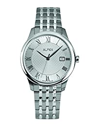 ALFEX 瑞士爱华时 Pair watch 石英男士手表 5716/053(亚马逊进口直采,瑞士品牌)
